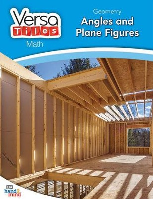 VersaTiles Math: Geometry Angles and Plane Figures (Grade 4)  -