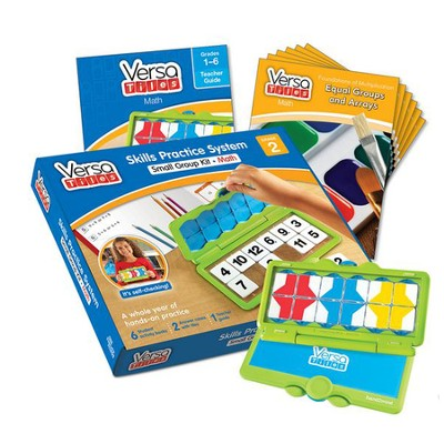 VersaTiles Math Small Group Kit, Grade 2   -