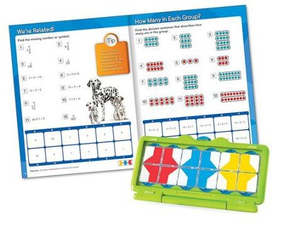 VersaTiles Math Take Along Kit, Grade 3   -
