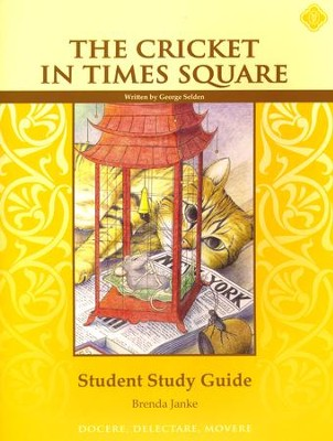 The Cricket in Times Square Student Guide   -     By: Brenda Janke