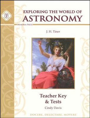 Exploring the World of Astronomy Teacher Key & Tests   -     By: Cindy Davis