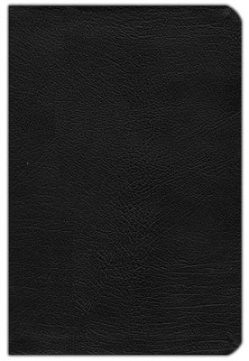 NLT Life Application Study Bible, Bonded Leather, Black  - Imperfectly Imprinted Bibles  -
