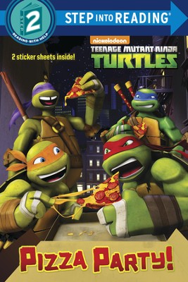 Pizza Party! (Teenage Mutant Ninja Turtles)  -     By: Random House & Patrick Spaziante (Illustrator)     Illustrated By: Patrick Spaziante