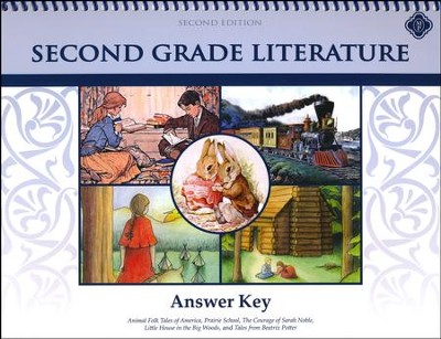 Second Grade Literature Answer Key, 2nd Edition   -