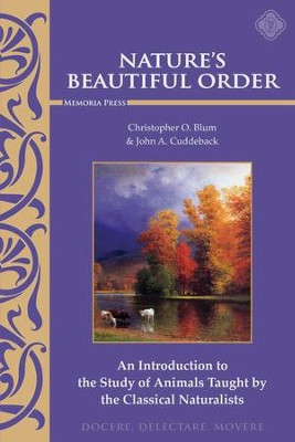 Nature's Beautiful Order   -     By: David O. Blum, John A. Cuddleback