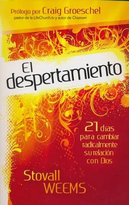 El Despertar  (The Awakening)  -     By: Stovall Weems