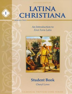 Latina Christiana Student Book 1 (4th Edition)  -     By: Cheryl Lowe