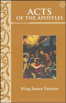 Acts of the Apostles (KJV Edition)   -