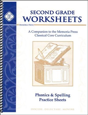 Second Grade Worksheets: Phonics & Spelling Practice Sheets  -     By: Michelle Tefertiller