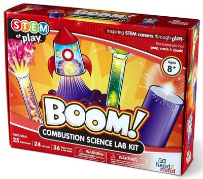 Boom! Combustion Science Lab Kit   -