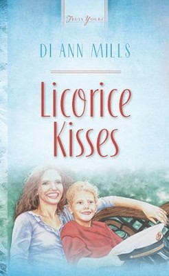 Licorice Kisses - eBook  -     By: Diann Mills