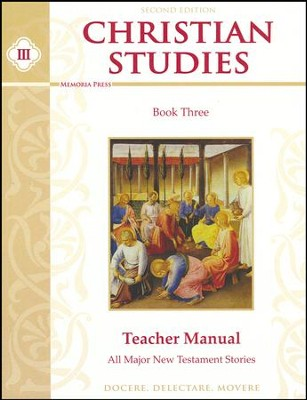 Christian Studies 3 Teacher's Manual (2nd Edition)   -