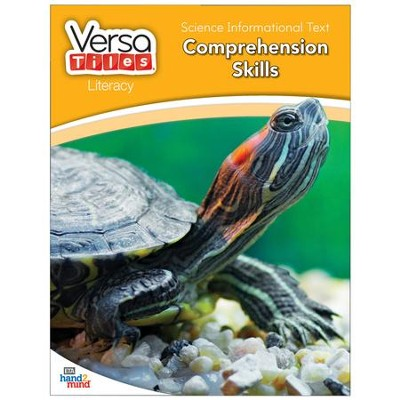VersaTiles Literacy Book Grade 2: Science Comprehension Skills  -