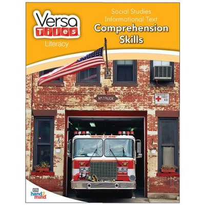 VersaTiles Literacy Book Grade 2: Social Studies  Comprehension Skills  -