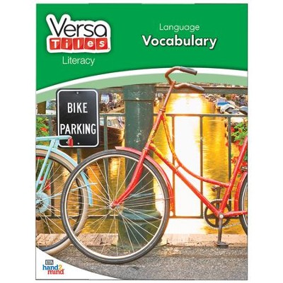 VersaTiles Literacy Book Grade 3: Language Vocabulary   -