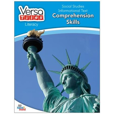 VersaTiles Literacy Book Grade 4: Social Studies Comprehension Skills  -
