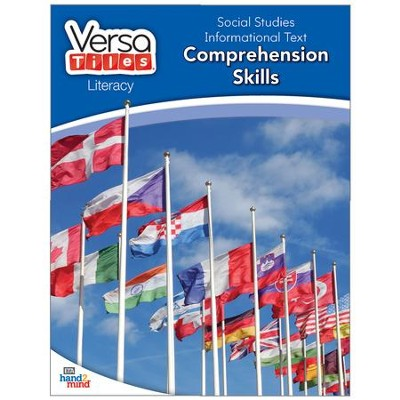 VersaTiles Literacy Book Grade 5: Social Studies Comprehension Skills  -