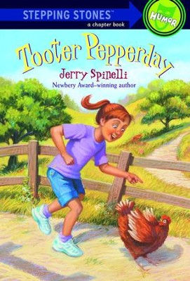 Tooter Pepperday: A Tooter Tale - eBook  -     By: Jerry Spinelli