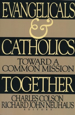 Evangelicals & Catholics Together Can One Person Make a Difference?   -     By: Charles Colson, Richard John Neuhaus