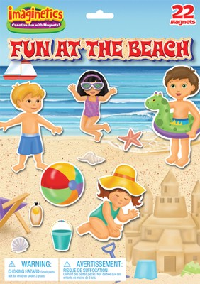 Fun at the Beach Playset   -