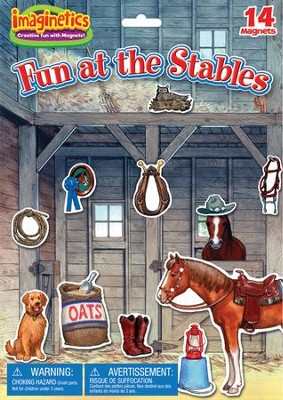 Fun at the Stables Playset   -