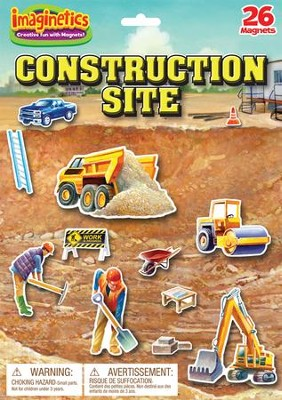 Construction Site Playset   -