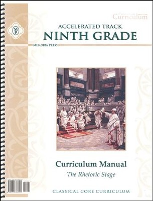 Accelerated Ninth Grade Curriculum Manual   -