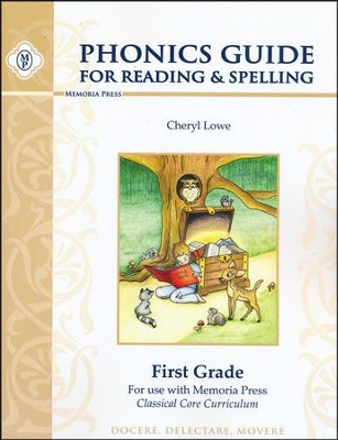 Phonics Guide for Reading & Spelling: First Grade   -     By: Cheryl Lowe