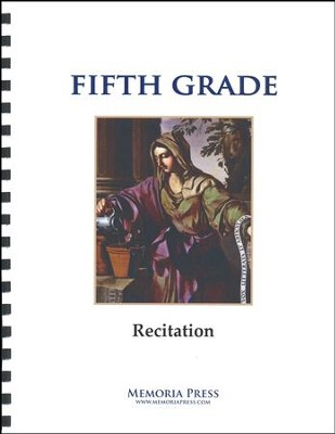 5th Grade Recitation   -