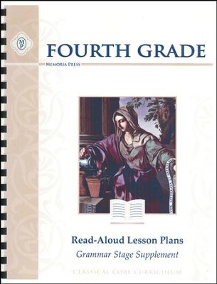 4th Grade Read-Aloud Lesson Plans   -
