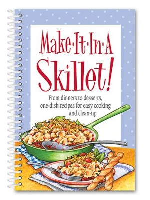 Make It In a Skillet Book  -