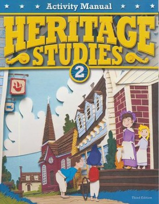 Heritage Studies 2 Student Activity Manual (3rd Edition)  -