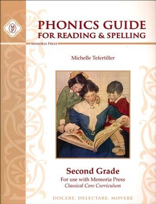 Phonics Guide for Reading & Spelling: Second Grade   -     By: Michelle Tefertiller