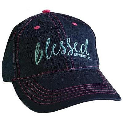 Blessed Cap, Denim   -