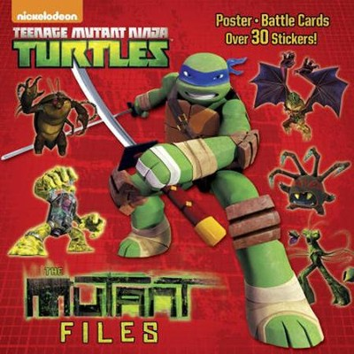 The Mutant Files (Teenage Mutant Ninja Turtles)  -     By: Random House &  Random House (Illustrator)
