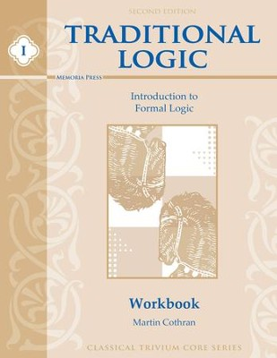 Traditional Logic 1 Student Workbook (2nd Edition)   -     By: Martin Cothran