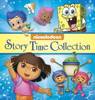 Nickelodeon Story Time Collection (Nickelodeon)  -     By: Random House &  Golden Books (Illustrator)