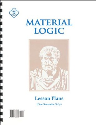 Material Logic Lesson Plans (1 Semester)   -