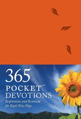 365 Pocket Devotions: Inspiration and Renewal for Each New Day   -     By: Walk Thru The Bible, Chris Tiegreen