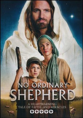 No Ordinary Shepherd, DVD   -     By: John Lyde