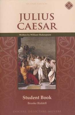 Julius Caesar Student Book, 2nd Edition   -     By: Brooke Riddell