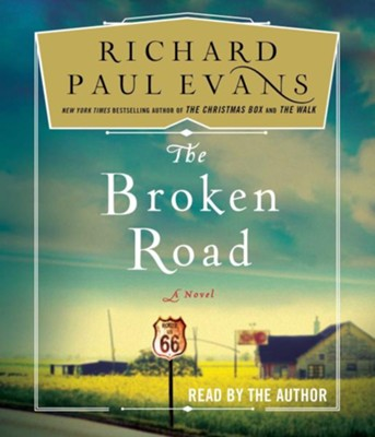 Broken Road, Unabridged Audio CD #1  -     By: Richard Paul Evans