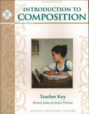 Introduction to Composition Teacher Key, Third Edition   -     By: Brenda Janke, Jessica Watson
