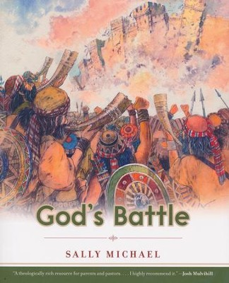 God's Battle  -     By: Sally Michael