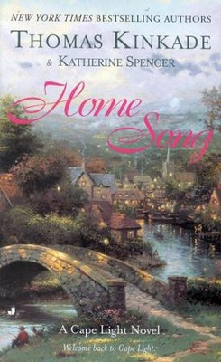 #2 Home Song, Mass Market Edition   -     By: Thomas Kinkade