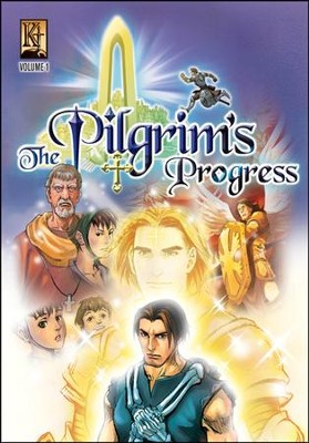Pilgrim's Progress Vol. 1 - PDF Download  [Download] -     By: John Bunyan     Illustrated By: Creator Art Studio