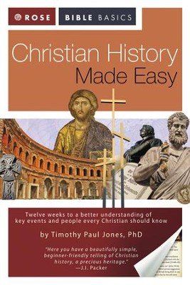 Christian History Made Easy - eBook  -     By: Dr. Timothy Paul Jones