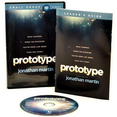 Prototype Group Experience DVD: What Happens When You Discover You're More like Jesus than You Think?  -     By: Jonathan Martin