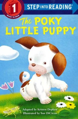 The Poky Little Puppy   -     By: Kristen Depken, Sue DiCicco