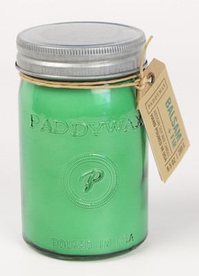 Jar Candle, Balsam and Fir, 9.5 ounce  -